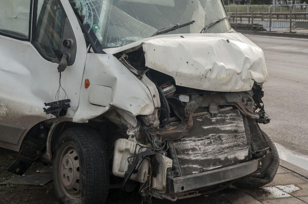 van accident crash injury compensation solicitors Aberdeen