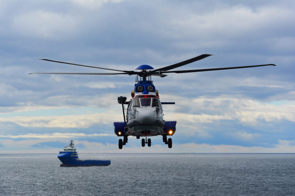 offshore helicopter accident compensation claims solicitors Aberdeen