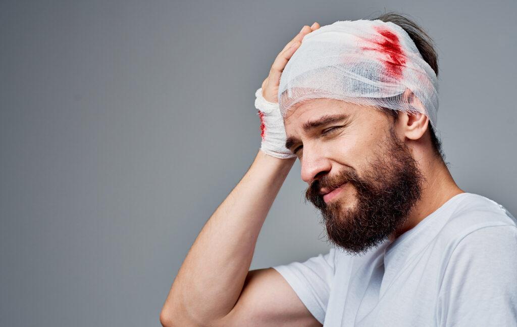 head injury compensation claim solicitors Aberdeen