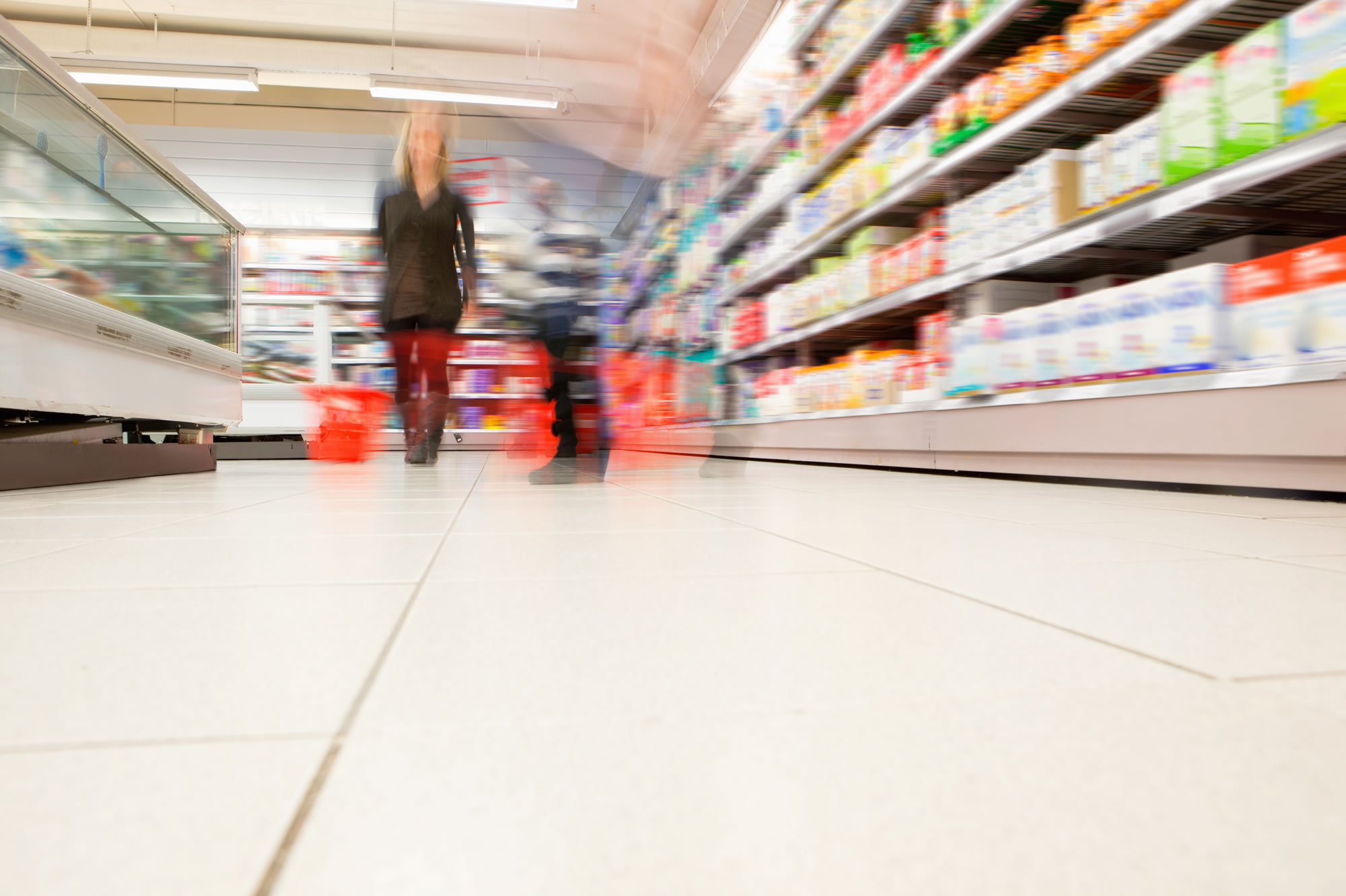 Fall in Supermarket, Public Liability Accident Compensation - Shopping Accident solicitors Aberdeen