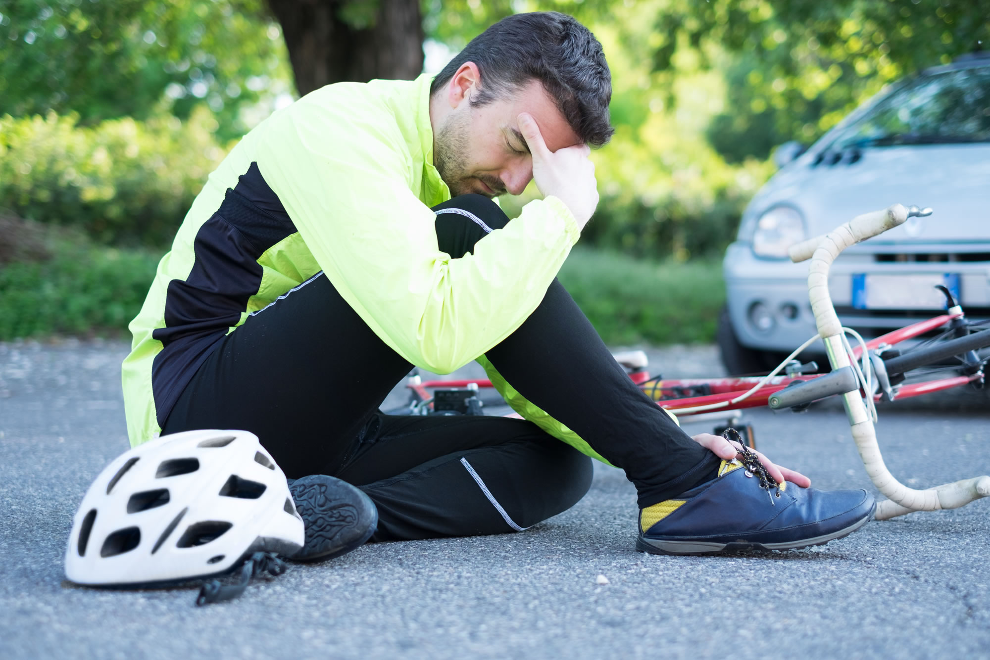 We Represent Injured Cyclists In Aberdeen - We Offer A Free Cycle Accident Claim Assessment