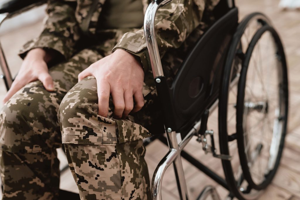 Army, Navy, Air Force Injury and Accident compensation claims Aberdeen