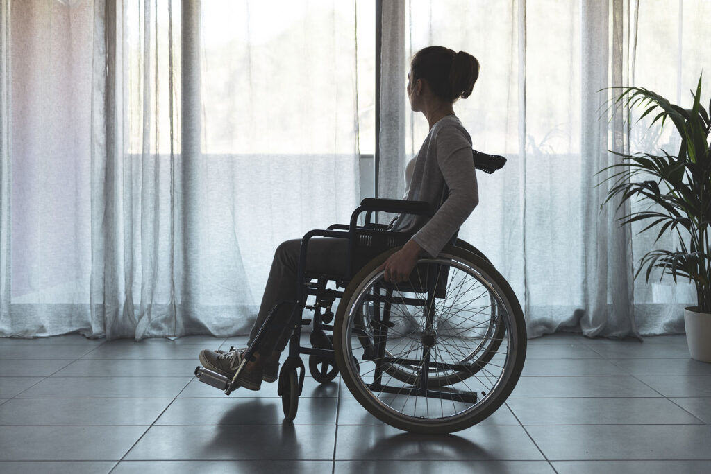 paralysis accident spinal damage compensation claims solicitors Aberdeen